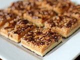 Caramel de Lite Cookie Bars