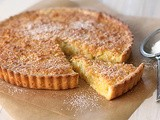 Coconut-Pineapple Tart