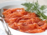 Home Cured Gravlax