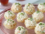 Shrimp Salad Cups