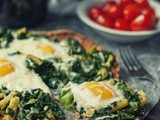 Cookin' Greens are Entering the Dragon's Den [Cookin Greens Breakfast Pizza]