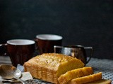 Kalikori Olive Oil; a Partnership [Olive Oil, Toasted Fennel & Orange Loaf]