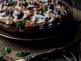 La Fromagerie Les Folies Bergères [Blackberry Basil Sticky Buns with Goats Cheese Icing]
