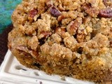 Secret Recipe Club: Blueberry Muffin Streusel Cake