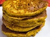 Secret Recipe Club: Carrot Cake Pancakes & more