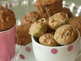 Date Cakes - healthier than ordinary cupcakes