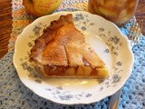 Apple Pie Quick & Easy, Or as the Third Little Pig Found,  All the Work and Preperation Pays Off.