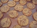 Baking Cinnamon Chip Cookies for Easter and Easter Dinner Menu