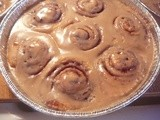 Big batch Cinnamon Rolls