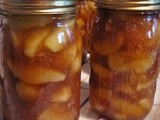 Canning Apple Pie Filling, my revision