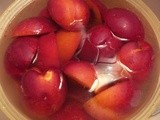 Canning Nectarines & Peaches