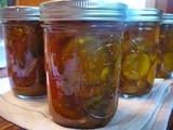 Canning Zippy Bread & Butter Pickles