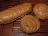 French Bread and Bread Boules
