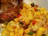 Fresh Corn Casserole Tastes Even Better Than It Looks and It Looks Delicious