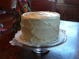Gourmet Carrot Cake with Cream Cheese Frosting