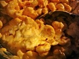Linda's Crock Pot Macaroni and Cheese  for a Crowd(the best ever)
