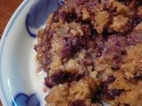 Make Ahead Baked Oatmeal, Just Heat and Eat