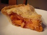 Pauls Deen's Make a Fresh Peach Pie and 2 Peach Fillings to Freeze