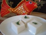 Chinese Coconut Jelly
