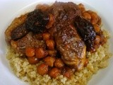Honey and Lemon Lamb Tagine