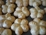 Maple Morsels- Gluten free Spritz Cookies