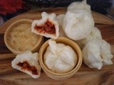 Steamed Chinese Pork Buns- Char Siu Bao