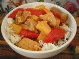 Sweet and Sour Pork with the Billyboil