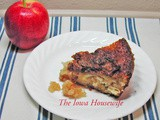 Apple-Coconut Coffee Cake