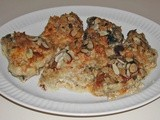 Baked Almond Chicken