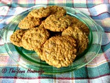 Baking with Oatmeal...Famous Oatmeal Cookies