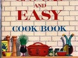 Betty Crocker Good and Easy Cook Book
