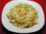 Chile Garlic Green Cabbage
