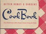 Cookbook Reviews...1946 Better Homes and Gardens Cookbook