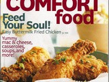"Cookbook Reviews...""Better Homes and Gardens best comfort food 2011 edition"""