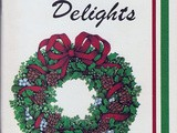 Cookbook Reviews Holiday Delights 1992