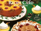 Cookbook Reviews...Holiday Recipe Card Collection