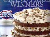Cookbook Reviews...Taste of Home Grand Prize Winners