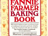 Cookbook Reviews...The Fannie Farmer Baking Book