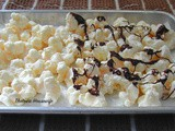 Cooking with Candy Bark...Puff Corn Almond Bark
