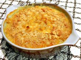 Corn and Noodle Casserole Recipe