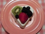 Cottage Cheese Ring for Fruit Salad
