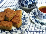Family Favorites...Apple Nut Bars
