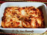 Family Favorites...Baked Ravioli