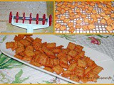 Family Favorites...Cheddar Cheese Crackers