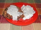 Family Favorites...Chicken Fried Steak