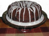Family Favorites...Chocolate Almond Pound Cake