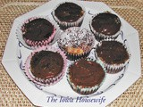 Family Favorites...Chocolate Cheesecake Cupcakes