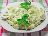Family Favorites...Classic Potato Salad