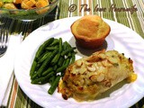 Family Favorites...Crab Stuffed Sole