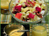 Family Favorites...Creamy Fruit Salad Dressing